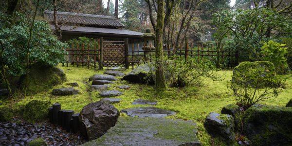 japanese tea garden small spaces Tea Garden – Portland Japanese Garden