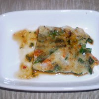 Chijimi: Korean Vegetable Pancakes