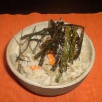 Takikomi-gohan: Savory Rice