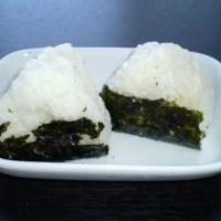 Onigiri: Rice balls