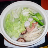 Yose-Nabe: Simple Japanese Hotpot