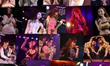"""Senshuuraku Team-K """"Saishuu Bell ga Naru"""" & Show Terakhir Chikano Rina Bersama AKB !"""