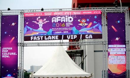 [LIPUTAN] Anime Festival Asia Indonesia 2016 Sukses di Gelar