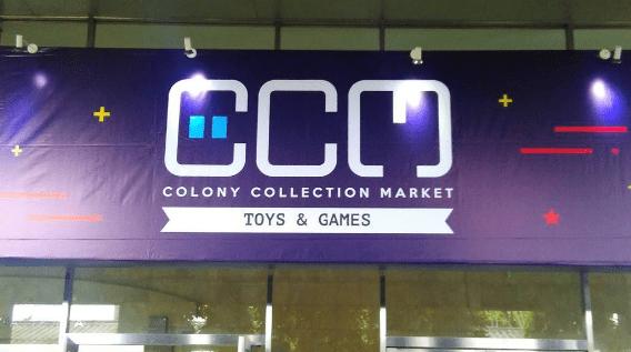 [LIPUTAN] Para Kolektor Mainan dan Game Berkumpul di Colony Collection Market