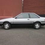1985 Toyota SR5 AE86 01