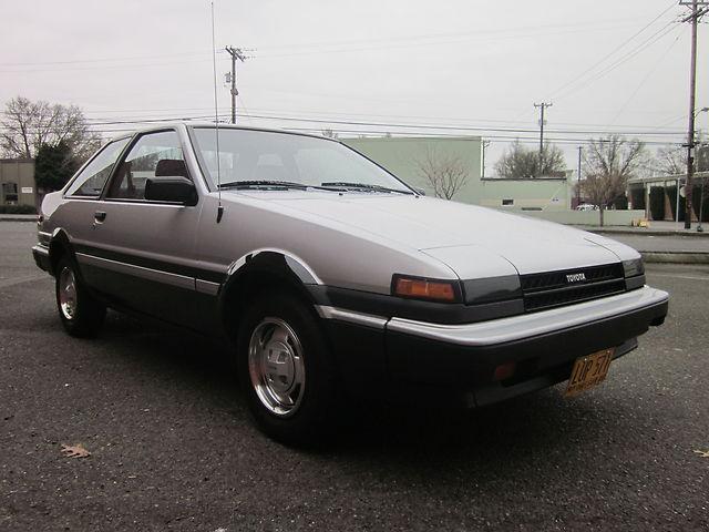 1985 Toyota SR5 AE86 04