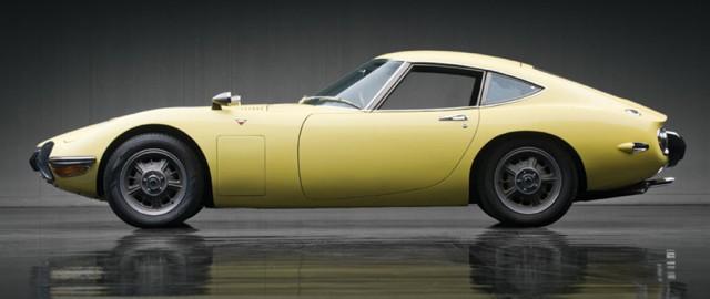 1967 Toyota 2000GT belatrix yellow 01