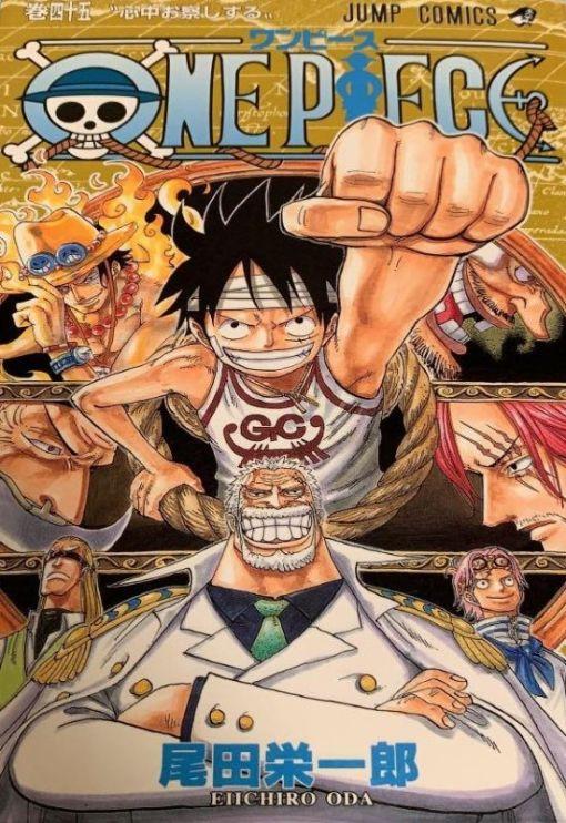 One Piece 45