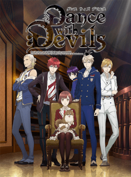 Dance-with-Devils Fall Anime Preview