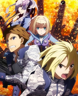 Heavy-Object Fall Anime Preview
