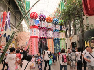 tanabata decoration 1