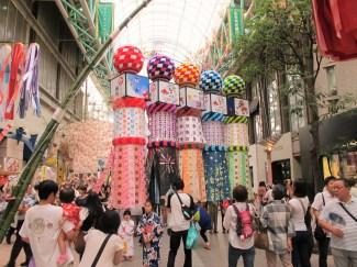 tanabata decoration 1