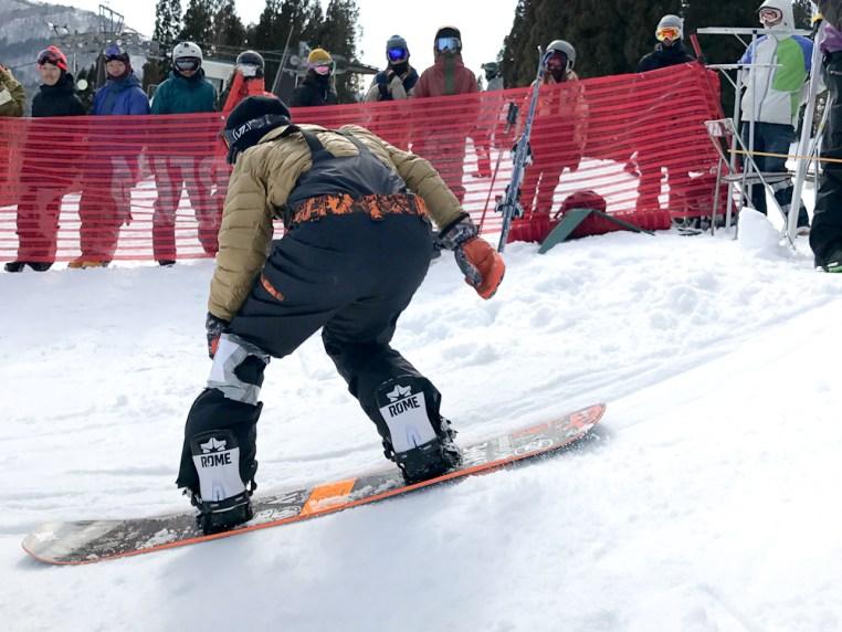 Nagareha banked slalom konishi 2