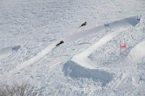 Tenjin Banked Slalom 2017 Temple Mike
