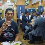 Evan Wilcox drink