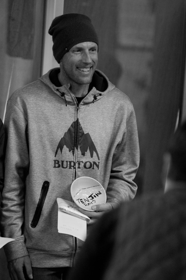 Tenjin Banked Slalom 2017 Pontus trophy