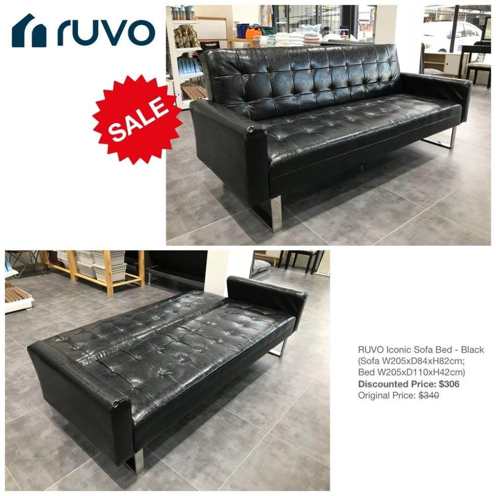 Ruvo Iconic Black Sale