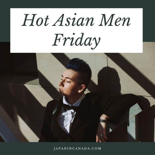 Older brother Masaki Suda can take care of you | Hot Asian Men Friday
