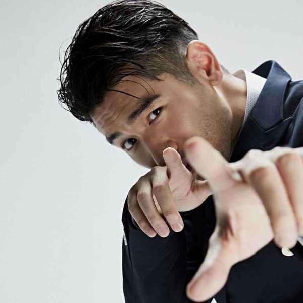 Your beauty shall last forever: Godfrey Gao | Hot Asian Men Friday