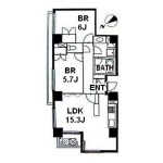 2LDK Apartment Example