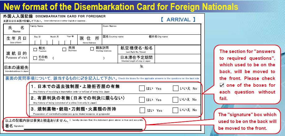 information for foreigners gambaro pdf