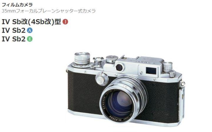 Canon IV Sb 改型