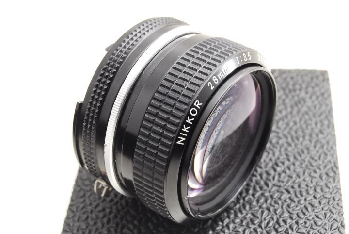 Nikon Nikkor 28mm F3.5