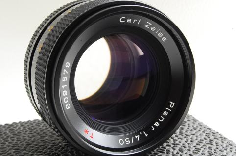 Carl Zeiss Planar 50mm F1.4