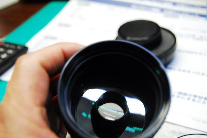 Minolta RF Rokkor 250mm F5.6 反射鏡面