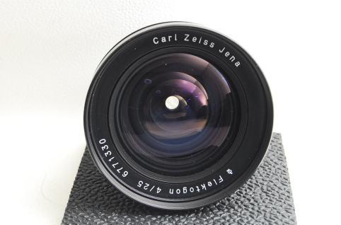 Carl Zeiss Jena Flektogon 25mm F4