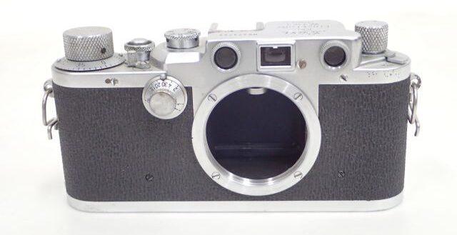 LEICA バルナック型レンジファインダーフィルムカメラ