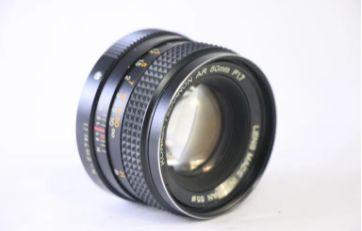KONICA HEXANON AR 50mm F1.7