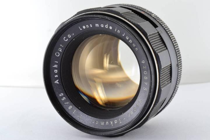 Pentax Super-Takumar 55mm F1.8 前期型
