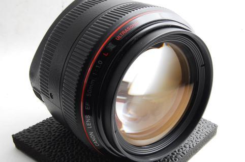 Canon EF 50mm F1.0 L Ultrasonic