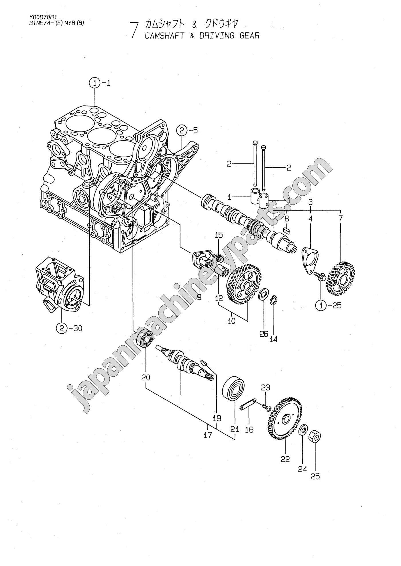 Wiring Diagram For Ford Tractor
