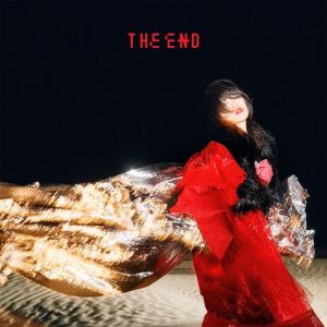 """Обложка альбома AiNA THE END """"THE END"""""""