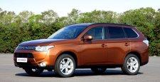Mitsubishi Outlander w niższych cenach