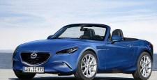 Nowa Mazda MX-5 zadebiutuje już za rok?