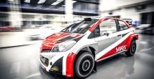 Wielki powrót Toyoty do WRC!