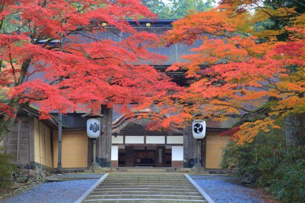 Koyasan walking tour