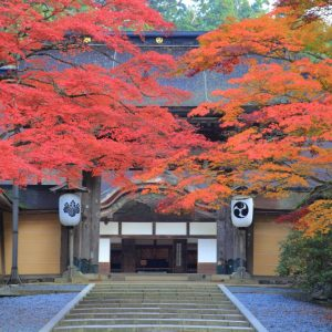 Koyasan walking tour