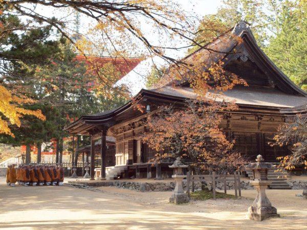 Koyasan Japan online tour