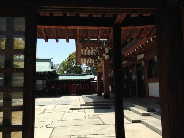 fukiage inari shrine