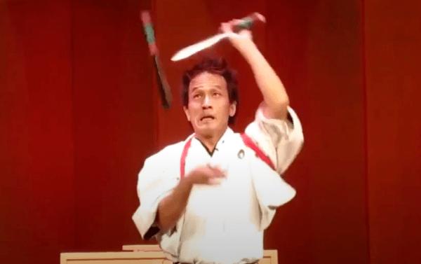 Rakugo & Daikagura Performance Tour