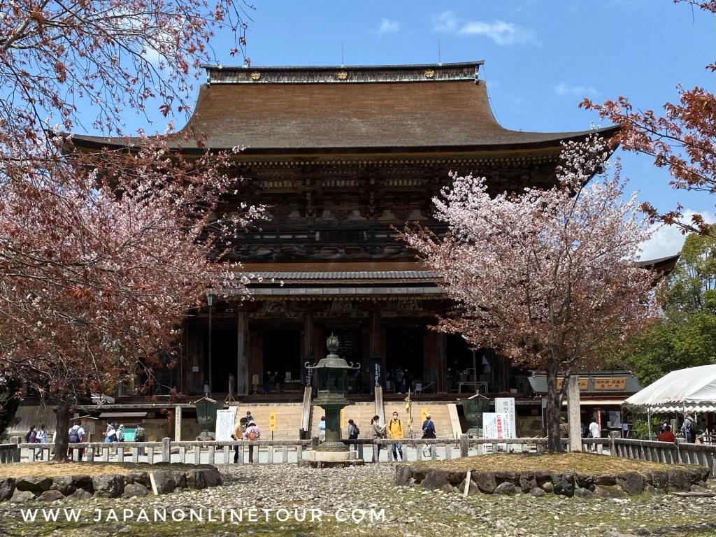 Kinpusenji Temple (金峯山寺) , Mt. Yoshino