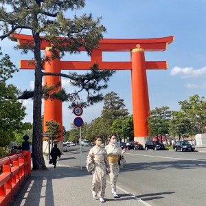 Heian Jingu Japan Online Tour