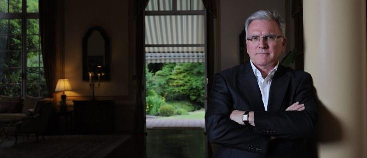 The Canadian Ambassador to Japan, Mackenzie Clugston