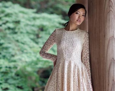 Marii Hirao shot for Housing Japan magazine by Alfie Goodrich