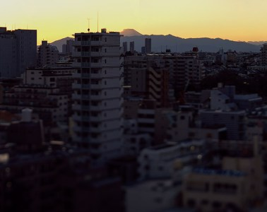 Hasselblad HTS1.5: shooting in Tokyo with the Hasselblad tilt shift adaptor