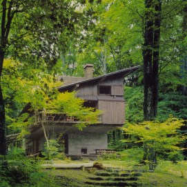 Karuizawa Mountain Lodge, 1962.